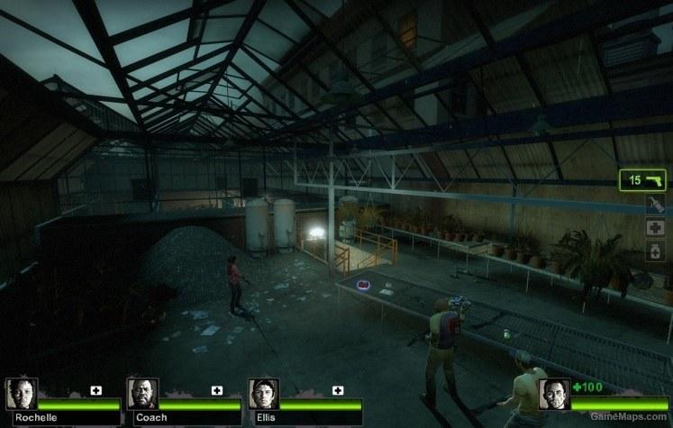 Dead Air Modified (Left 4 Dead 2) - GameMaps
