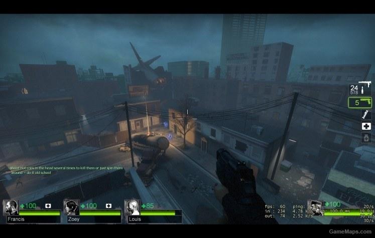 Dead St 16 (Left 4 Dead 2) - GameMaps