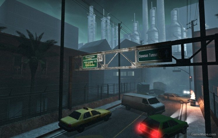 DeadCity II Campaign (Left 4 Dead 2) - GameMaps