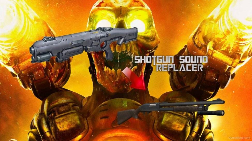 doom shotgun sound