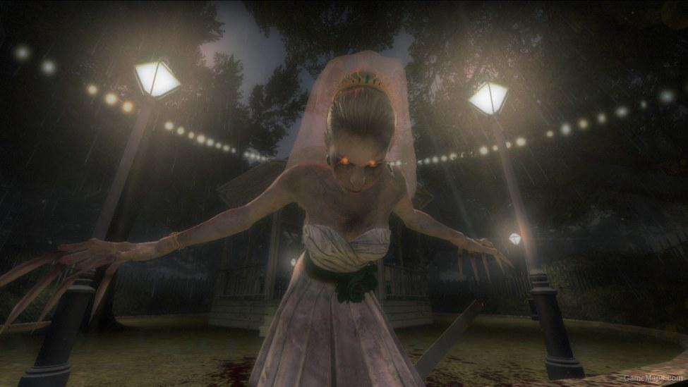 Fabiana Bride Witch (Left 4 Dead 2) - GameMaps
