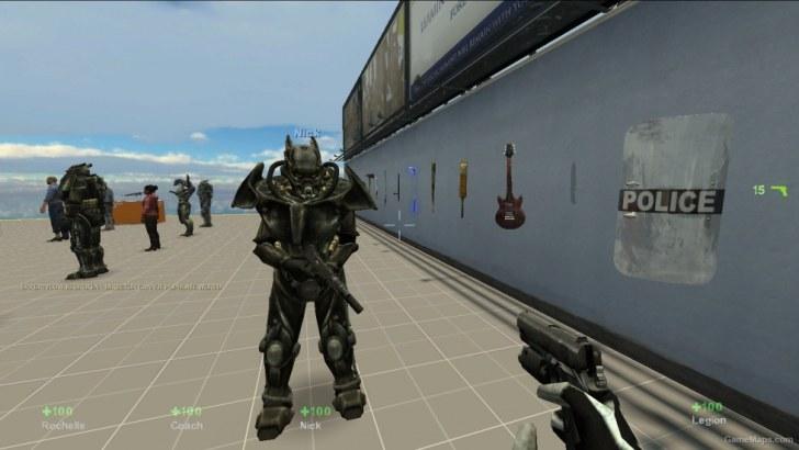 Fallout Add-ons - Left 4 Dead 2 - GameMaps