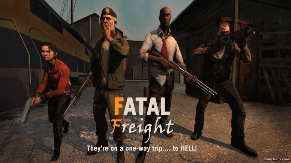 Fatal Freight Fixed (Left 4 Dead 2) - GameMaps