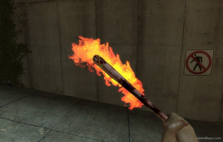 Baseball bat and fire extinguisher anal and pussy insertion 5