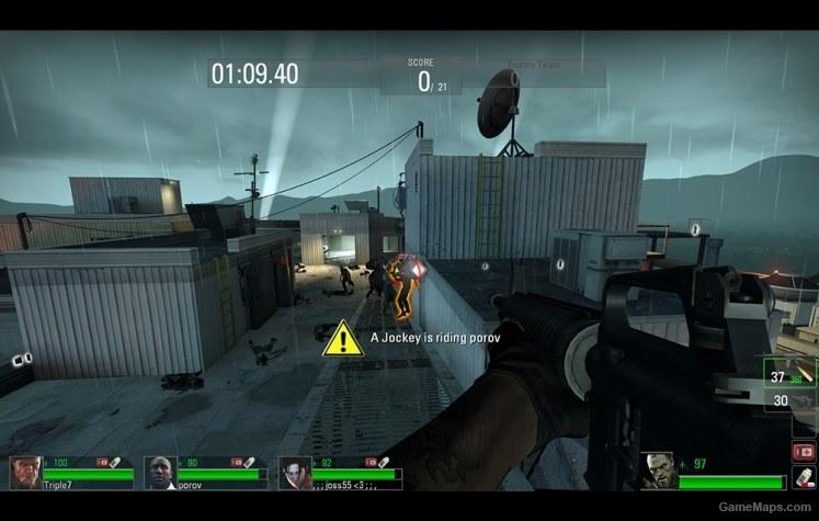 Portal 2 MenuBold (Left 4 Dead 2)
