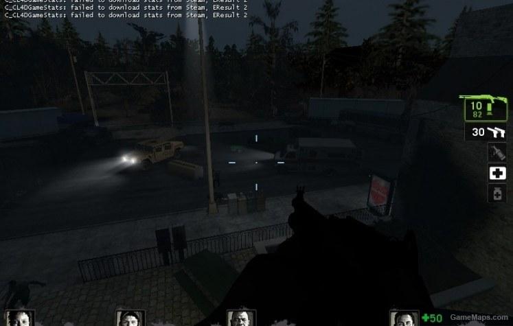 Forgotten Mist (Left 4 Dead 2) - GameMaps