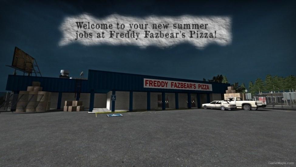Freddy Fazbear's Pizzeria (Left 4 Dead 2) - GameMaps