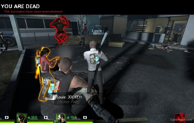 GaNi Mutation Mod with Single Player Fixed (Left 4 Dead 2