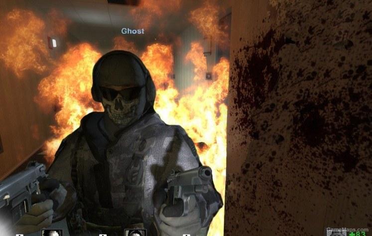 Ghost (Left 4 Dead 2) - GameMaps