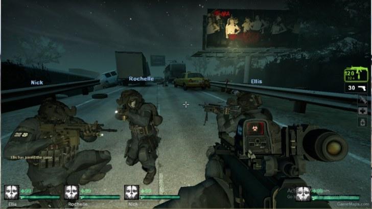 Gaming Mods - Left 4 Dead 2 - GameMaps