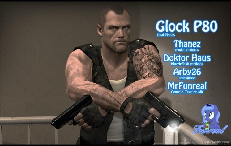 Glock P80 (Left 4 Dead 2) - GameMaps