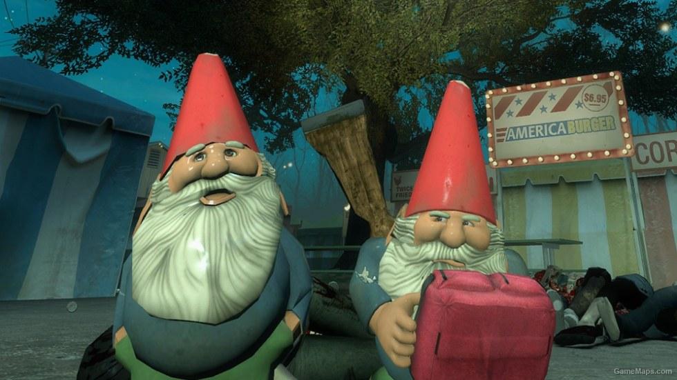 gnome chompski bill   left 4 dead 2