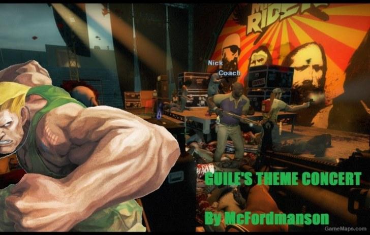 Street Fighter Add-ons - Left 4 Dead 2 - GameMaps