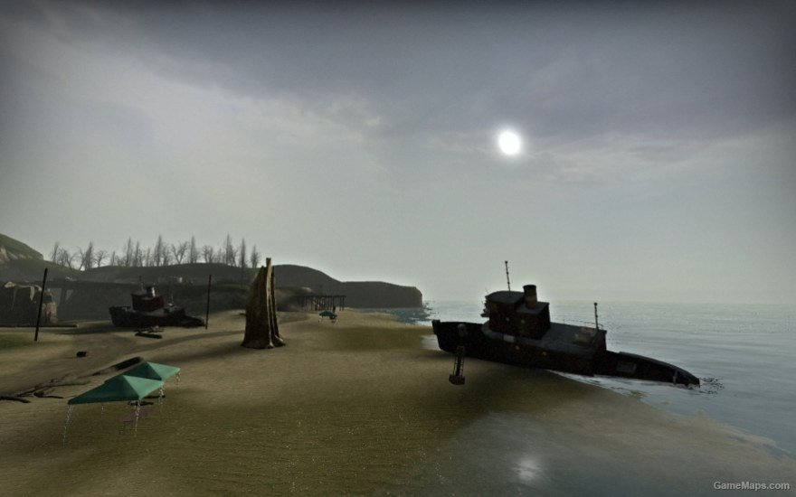 Half-Life 2: Highway 17(L4D2) (Left 4 Dead 2) - GameMaps