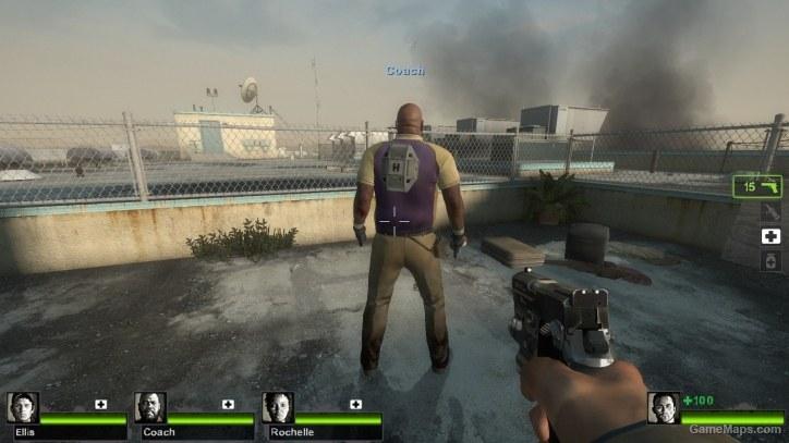 Halo REACH Healthpack (Left 4 Dead 2) - GameMaps