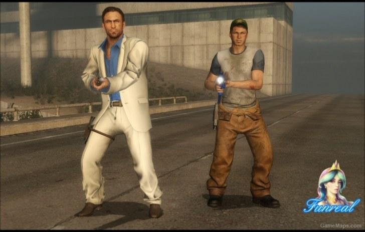 HD Add-ons - Left 4 Dead 2 - GameMaps