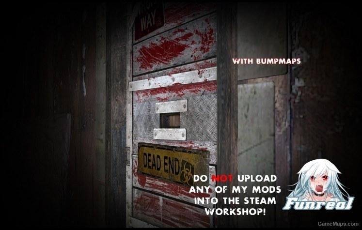 1 / 3 & HD | Saferoom Door (Left 4 Dead 2) - GameMaps