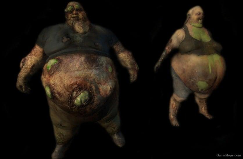 Infected Monsters Pack Left 4 Dead 2 Gamemaps