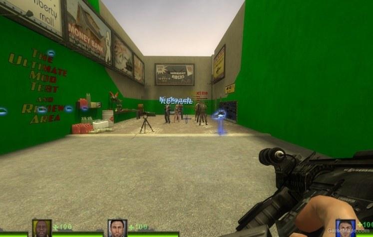 Infinite ammo Assault Rifles (Left 4 Dead 2) - GameMaps