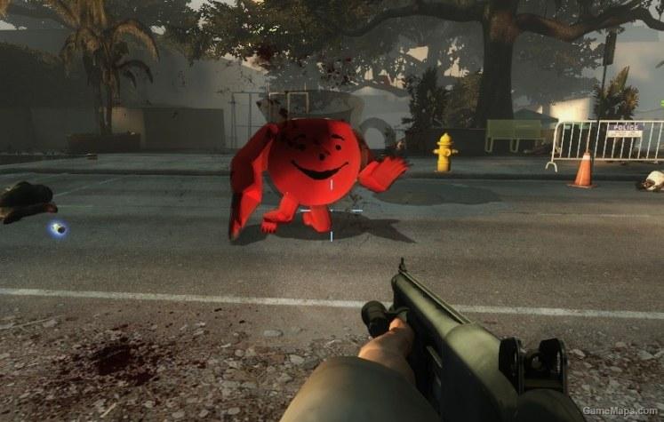kool aid man sfx tank left 4 dead 2 gamemaps