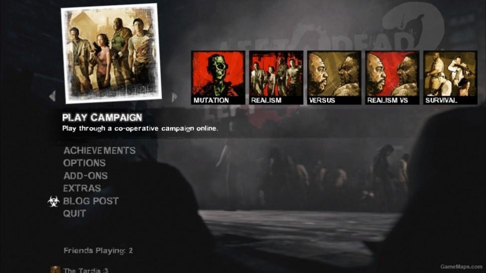 L4D1 modifications (Left 4 Dead 2) - GameMaps