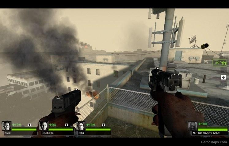 l4d1 pistol sounds for l4d2 (Left 4 Dead 2) - GameMaps