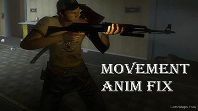 L4D2 Survivors Movement Anim Fix (Left 4 Dead 2) - GameMaps