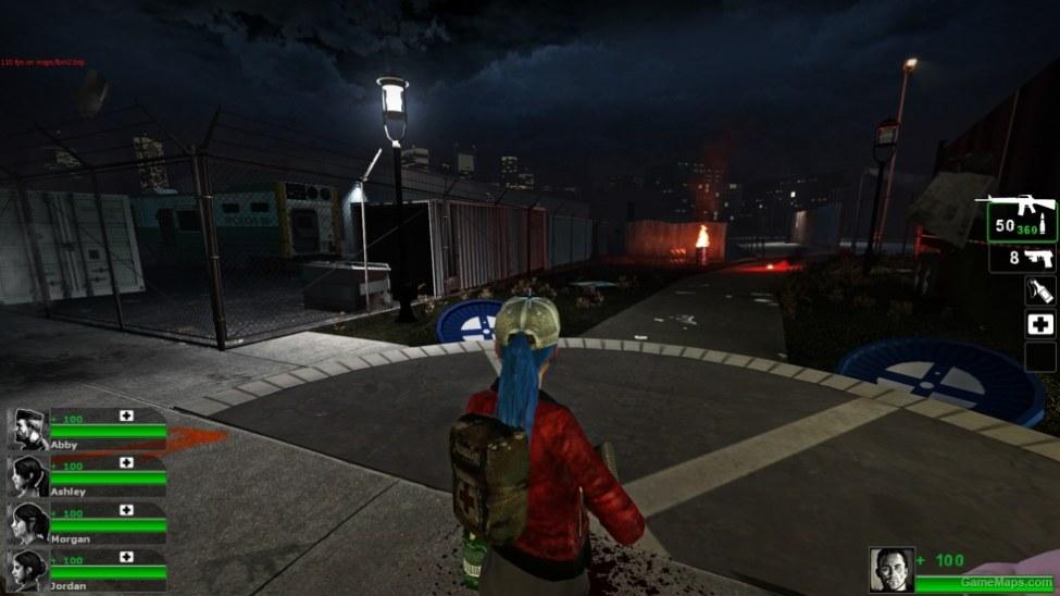 Last Bastion (Left 4 Dead 2) - GameMaps