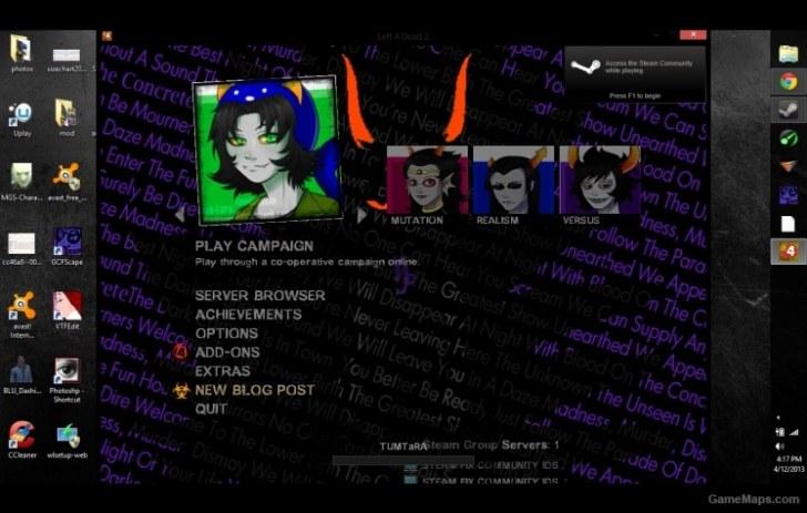 Theme Add-ons - Left 4 Dead 2 - GameMaps