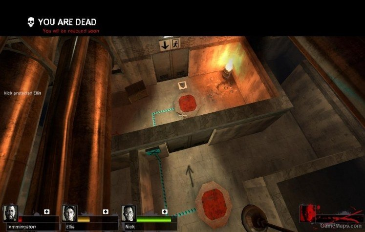 Left 4 Cake 2 (Left 4 Dead 2) - GameMaps