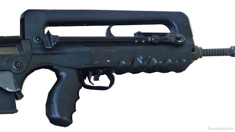 Light: FAMAS G2 Script For Dessert Rifle (Left 4 Dead 2