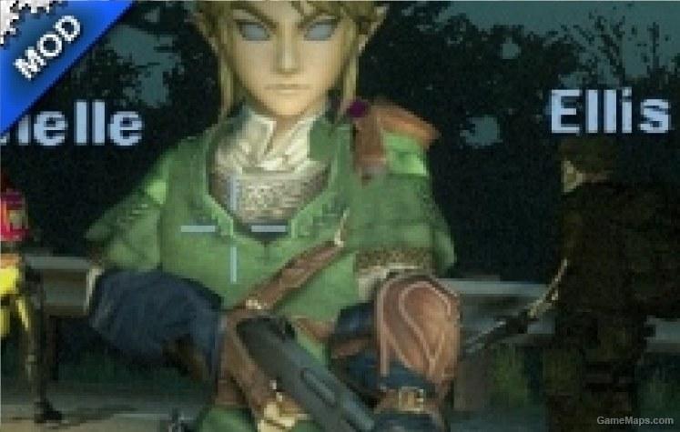 Link - (Replace Coach) (Left 4 Dead 2) - GameMaps