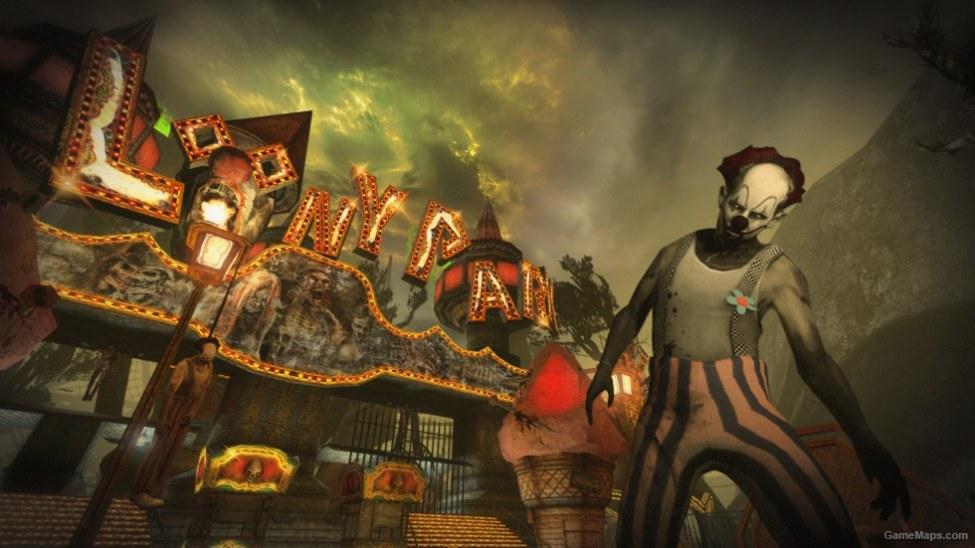 Loony Park (Left 4 Dead 2) - GameMaps