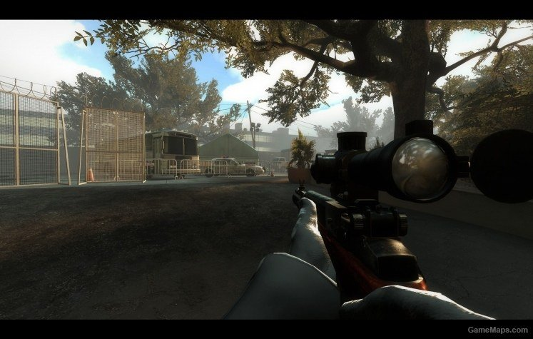M14 (Hunting Rifle) (Left 4 Dead 2) - GameMaps