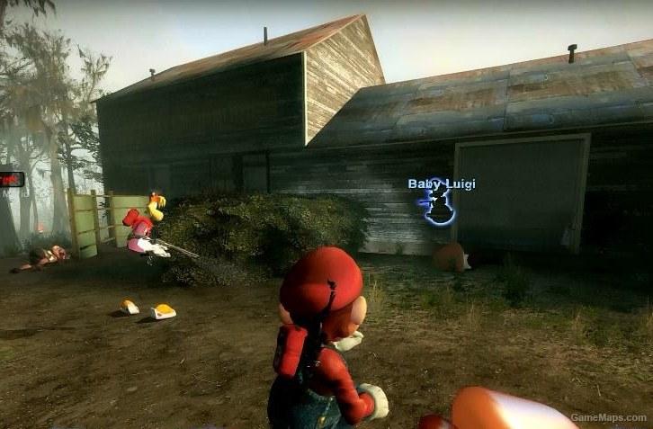 Mario Ellis Left 4 Dead 2 Gamemaps