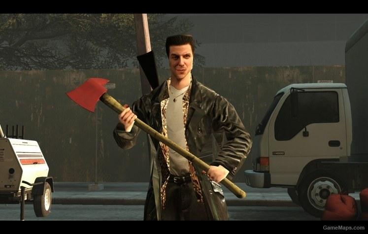 Max Payne Left 4 Dead 2 Gamemaps