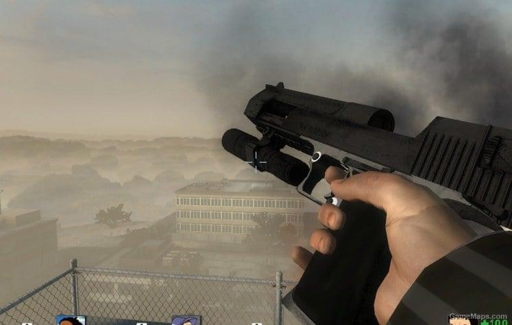 Modern Warfare 2 Stylized Deagle (Left 4 Dead 2) - GameMaps