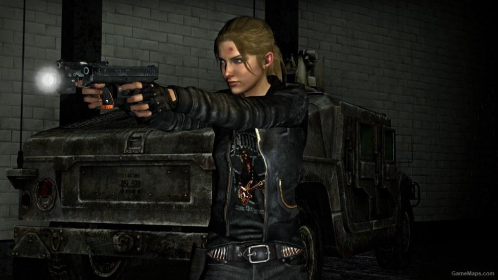 Motorhead Zoey Body (Left 4 Dead 2) - GameMaps