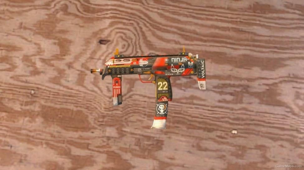 MP7 bloodsport CS:GO (Left 4 Dead 2) - GameMaps