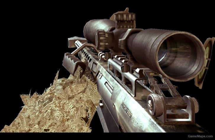 mw2 Barrett sound for military sniper (Left 4 Dead 2) - GameMaps