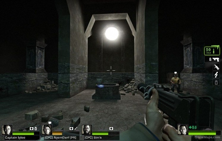 Night Terror L4D2 edition (Left 4 Dead 2) - GameMaps