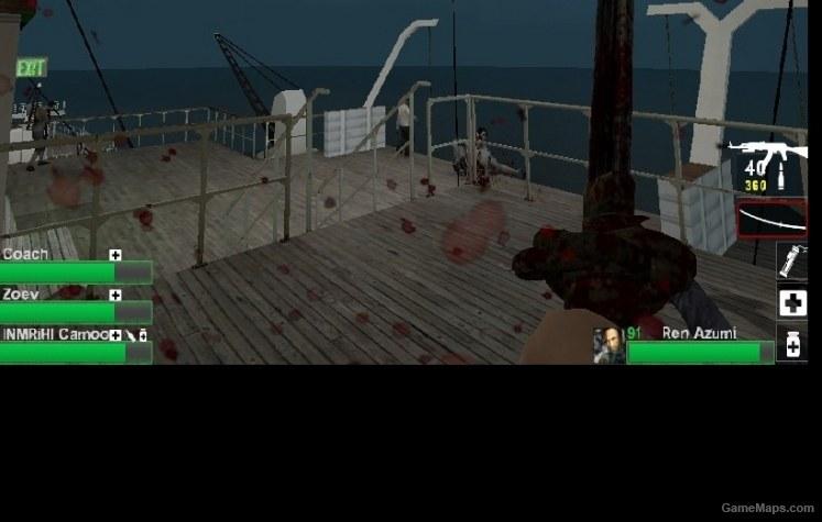 Omgot's vertical HUD (Left 4 Dead 2) - GameMaps