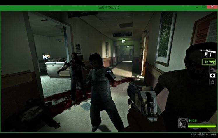 Original Common Infected in L4D2!! (Left 4 Dead 2) - GameMaps
