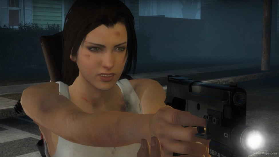 Origins Zoey Replaces Rochelle Left 4 Dead 2 Gamemaps