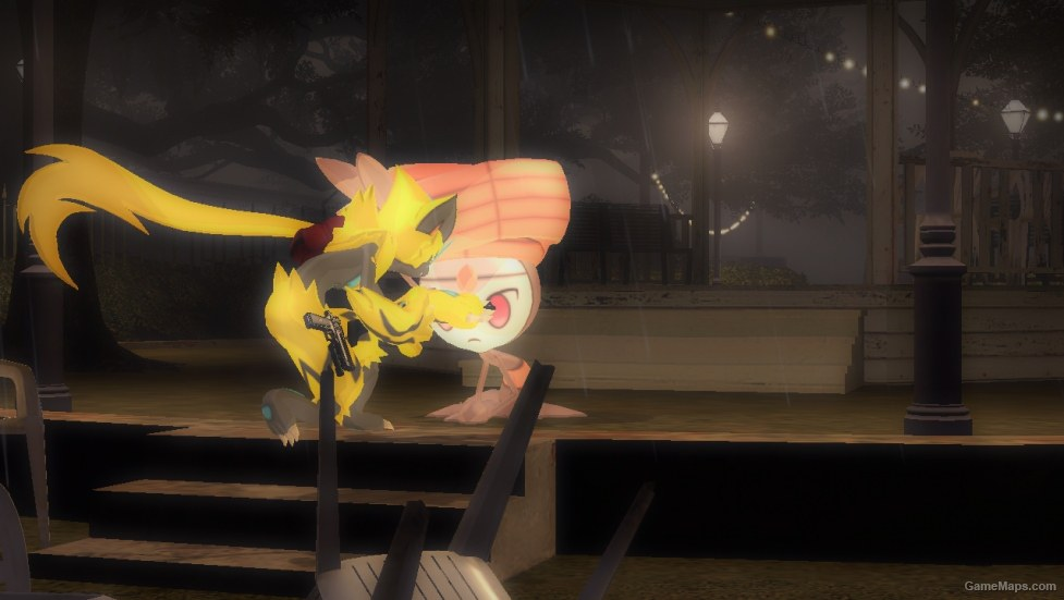 Pokemon Us Amp Um Zeraora Nick Left 4 Dead 2 Gamemaps