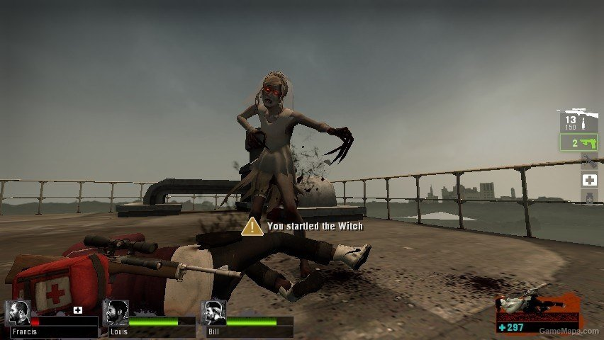 Pop Goes The Witch ( Witch Music) (Left 4 Dead 2) - GameMaps