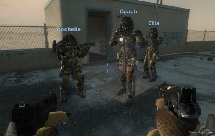 Nick Mods - Left 4 Dead 2 - GameMaps