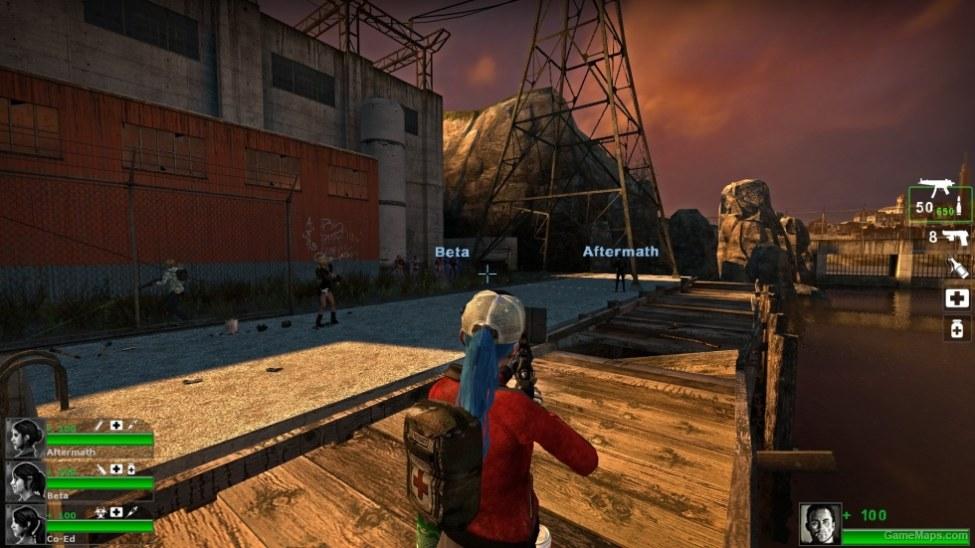 Ravenholm (Left 4 Dead 2) - GameMaps
