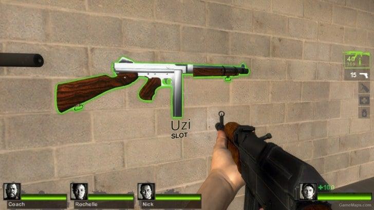 SMG Mods - Left 4 Dead 2 - GameMaps