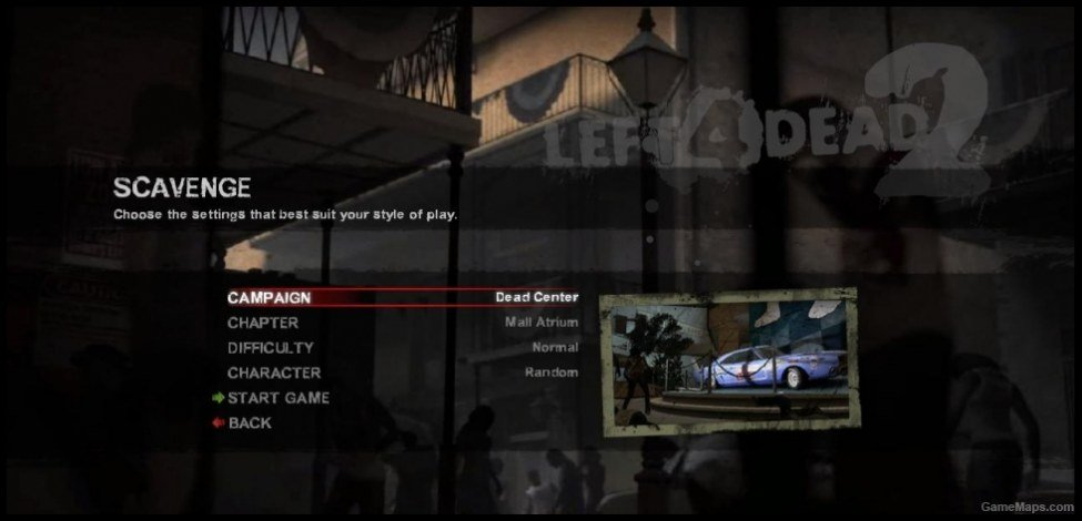Real Player Bots (Left 4 Dead 2) - GameMaps